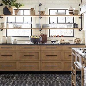 Tủ Bếp Gỗ Tự Nhiên (5)